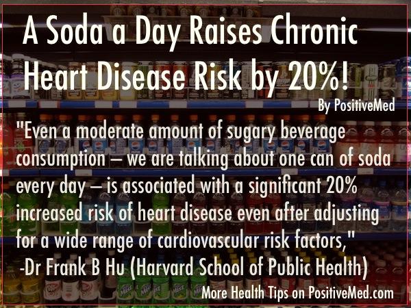 a soda a day