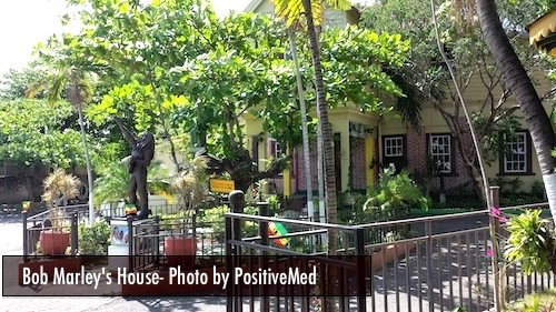 bob marley home kingston
