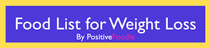 positivefoodie logo