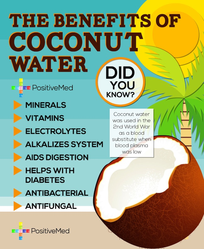 Benefits Of Coconut Water All About Wellness Solutions