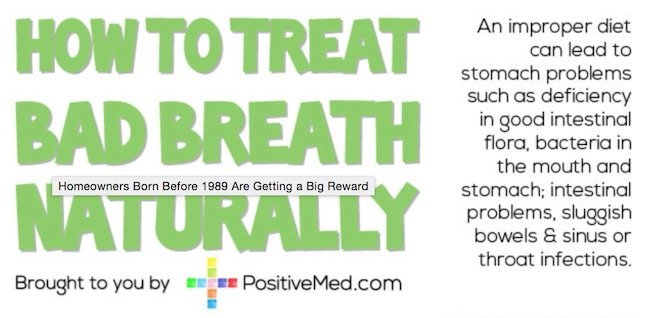 Bad Breath Remedies to Get Rid of The Smell