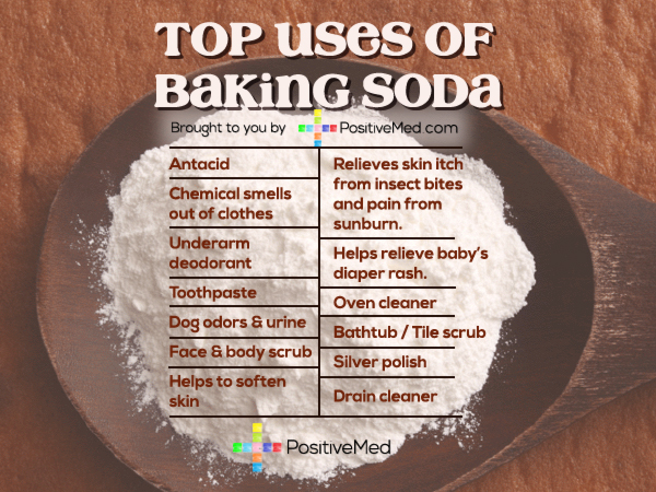 baking soda fyi