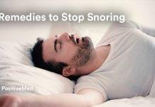 12 Remedies to Stop Snoring.