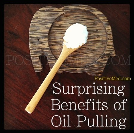 oil pulling positivemed