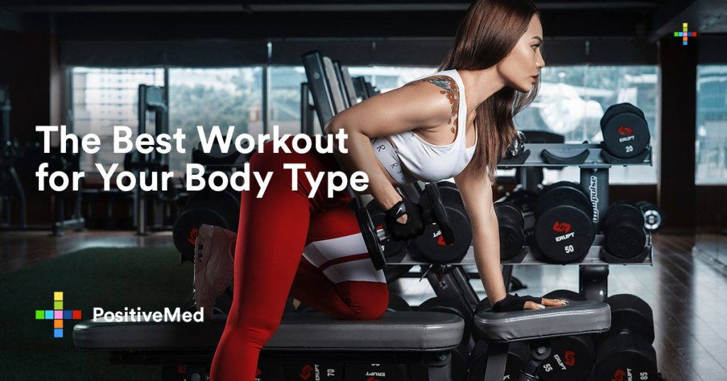 The Best Workout for Your Body Type.