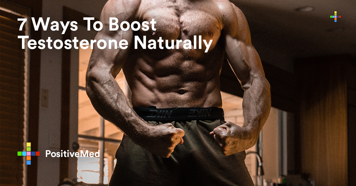 7 Ways To Boost Testosterone & Sex Drive Naturally