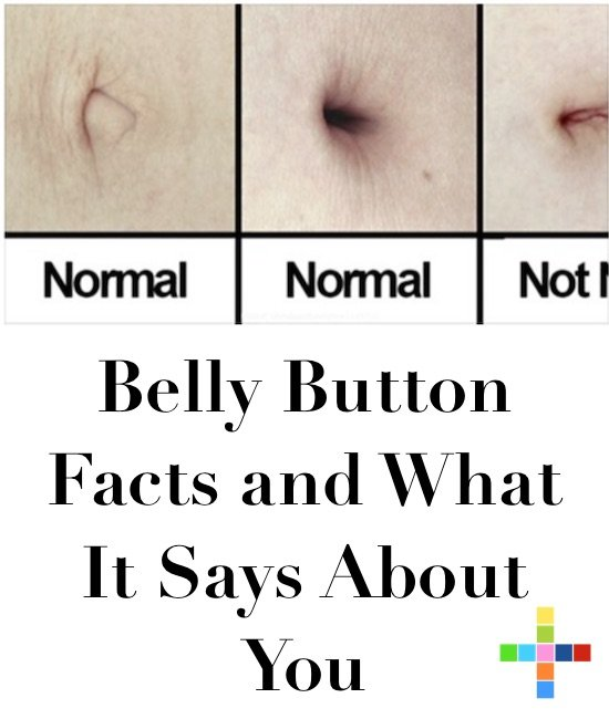 Belly Button Facts and What It Says About You