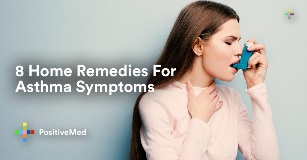 8 Home Remedies For Asthma Symptoms