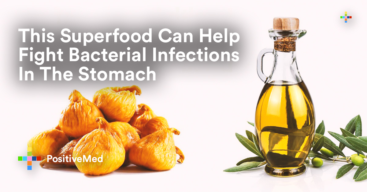 This Superfood Can Help Fight Bacterial Infections In The Stomach.