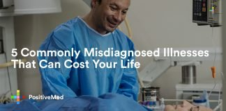 5 Commonly Misdiagnosed Illnesses That Can Cost Your Life.