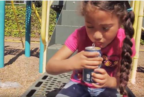 This Is What Happened To A 5-Year-Old Girl Who's Already Consumed 1460 Sodas In Her Short Lifetime