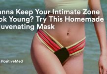 Wanna Keep Your Intimate Zone Look Young Try This Homemade Rejuvenating Mask.