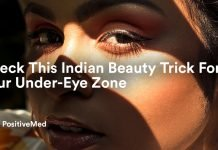 Check This Indian Beauty Trick For Your Under-Eye Zone
