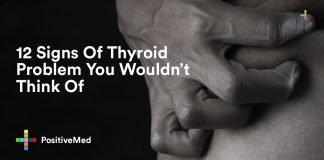 12 Signs Of Thyroid Problem You Wouldn't Think Of