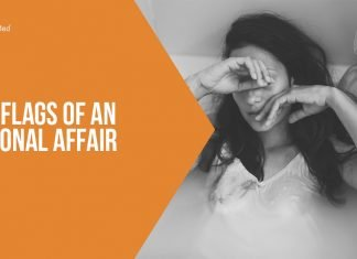 5 Red Flags of an Emotional Affair