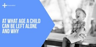 At What Age a Child Can be Left Alone and Why