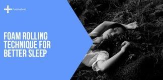 Foam Rolling Technique for Better Sleep