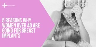 5 Reasons Why Women Over 40 are Going for Breast Implants