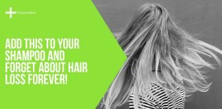 Add THIS to Your Shampoo and Forget About Hair Loss Forever!