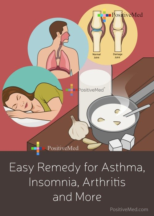 Easy Remedy for Asthma, Insomnia, Arthritis and More