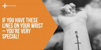 If You Have These Lines on Your Wrist - You're Very Special!