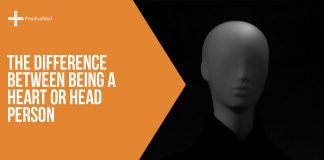 The Difference Between Being a HEART or HEAD Person