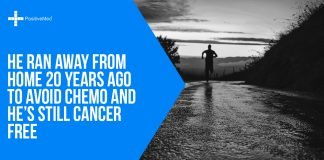 He Ran Away from Home 20 Years Ago to Avoid Chemo and He's Still Cancer Free