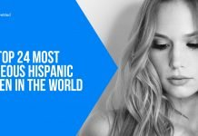 The Top 24 Most Gorgeous Hispanic Women in the World