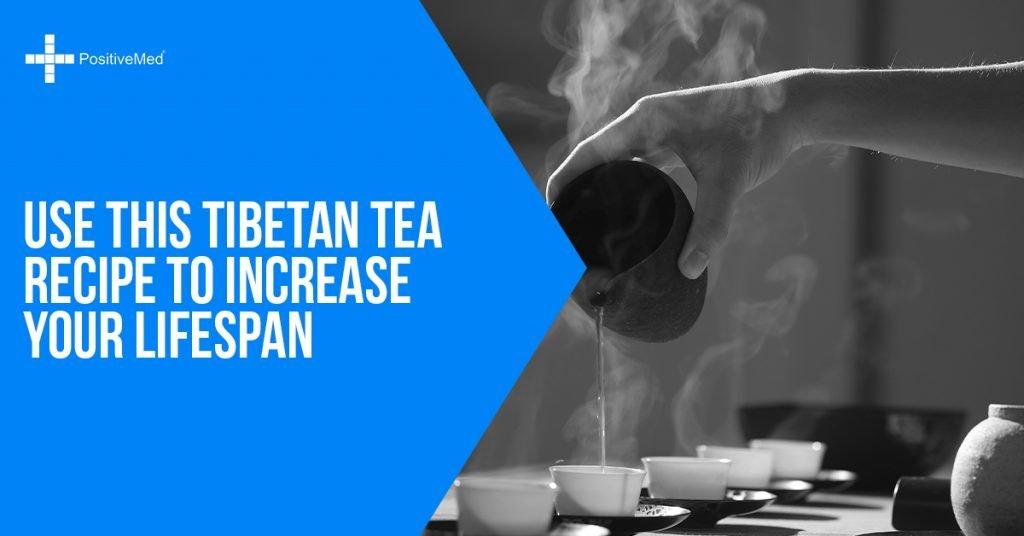 Use This Tibetan Tea Recipe to Increase Your Lifespan