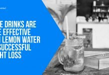 These Drinks Are More Effective than Lemon Water for Successful Weight Loss