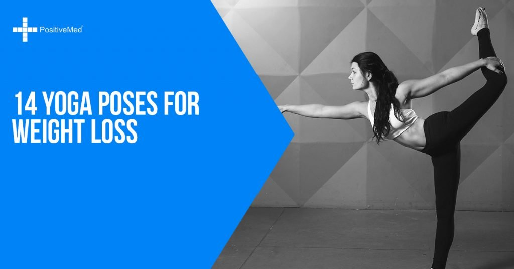 14 Yoga Poses for Weight Loss