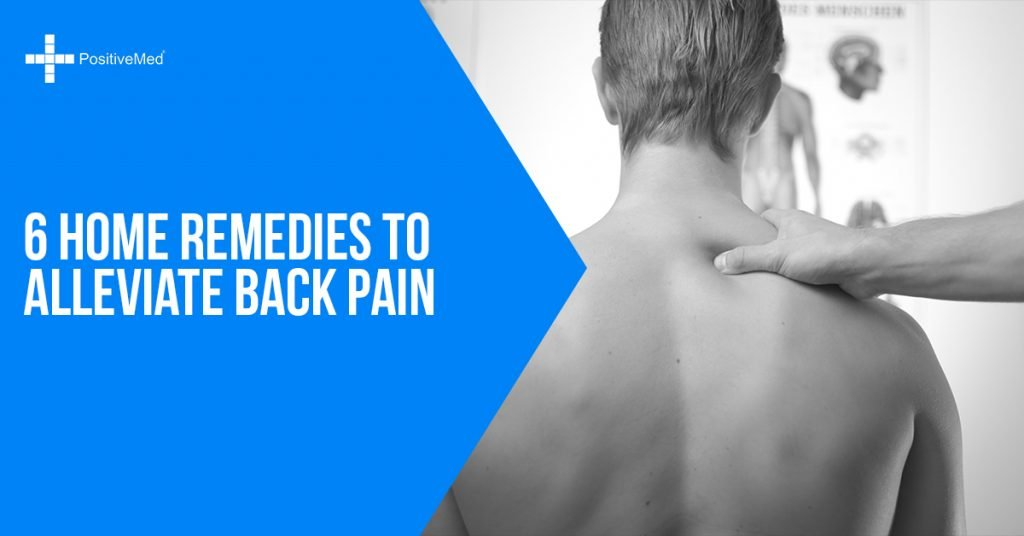 6 Home Remedies to Alleviate Back Pain
