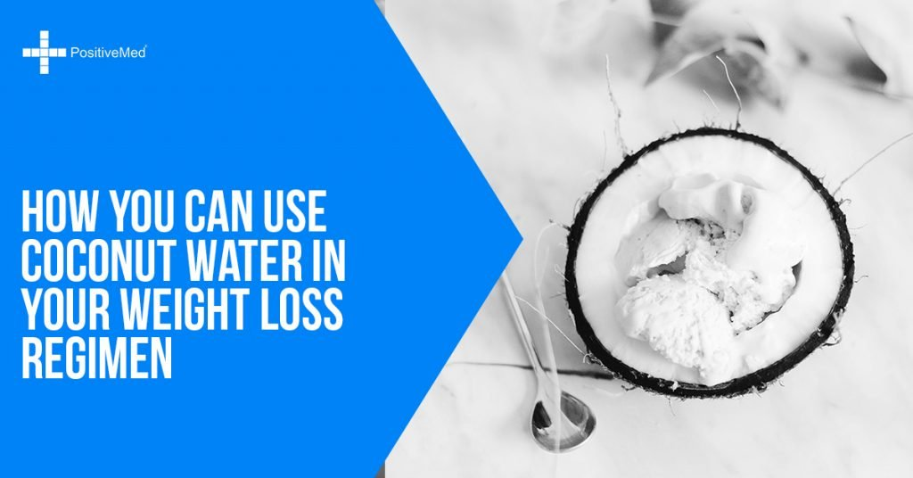 How You Can Use Coconut Water in your Weight Loss Regimen