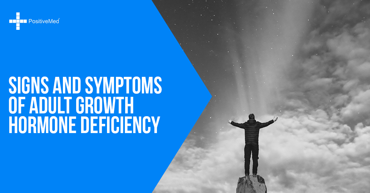 Signs And Symptoms of Adult Growth Hormone Deficiency