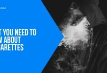 What You Need to Know About E-Cigarettes