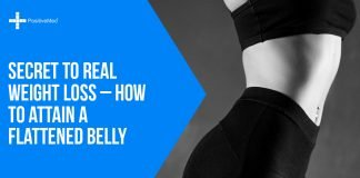 Secret to Real Weight Loss – How to Attain a Flattened Belly