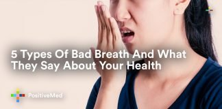 5 Types Of Bad Breath And What They Say About Your Health.