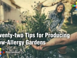 Twenty-two Tips for Producing Low-Allergy Gardens