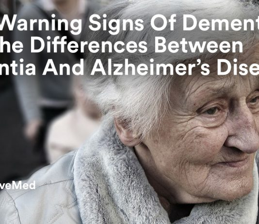 Early Warning Signs Of Dementia And The Differences Between Dementia And Alzheimer's Disease