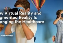 How Virtual Reality and Augmented Reality Is Changing the Healthcare