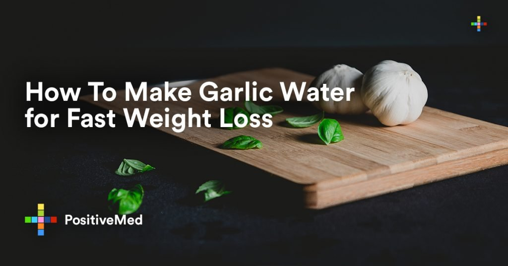 How To Make Garlic Water for Fast Weight Loss