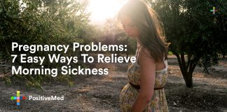 Pregnancy Problems 7 Easy Ways To Relieve Morning Sickness
