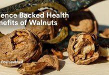 Science Backed Health Benefits of Walnuts