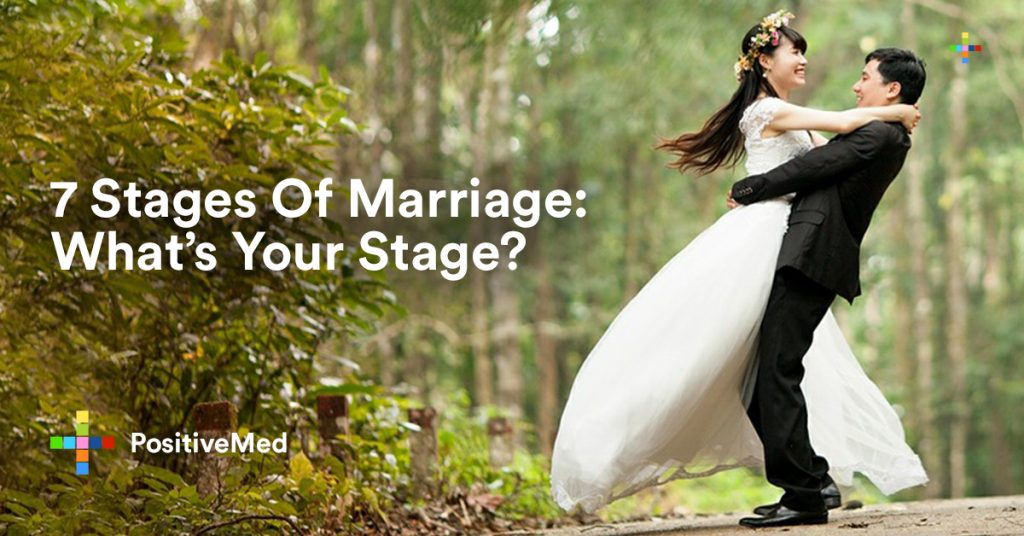7 Stages Of Marriage What's Your Stage