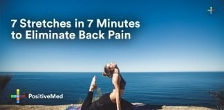 7 Stretches in 7 Minutes to Eliminate Back Pain.