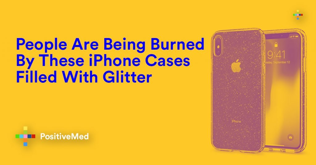 People Are Being Burned By These iPhone Cases Filled With Glitter