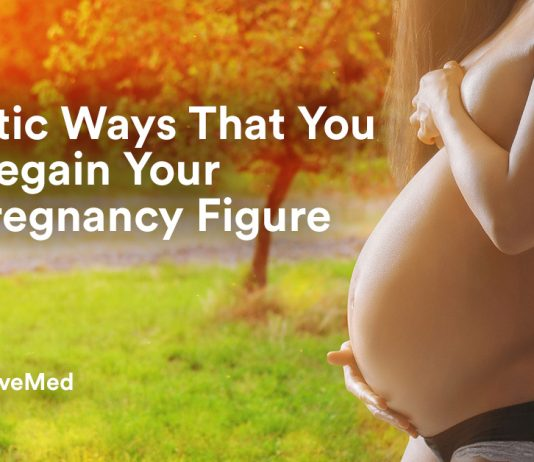 Realistic Ways That You Can Regain Your Pre-Pregnancy Figure