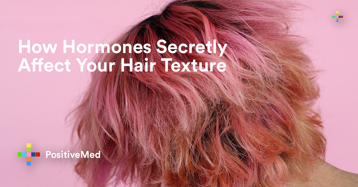 How Hormones Secretly Affect Your Hair Texture