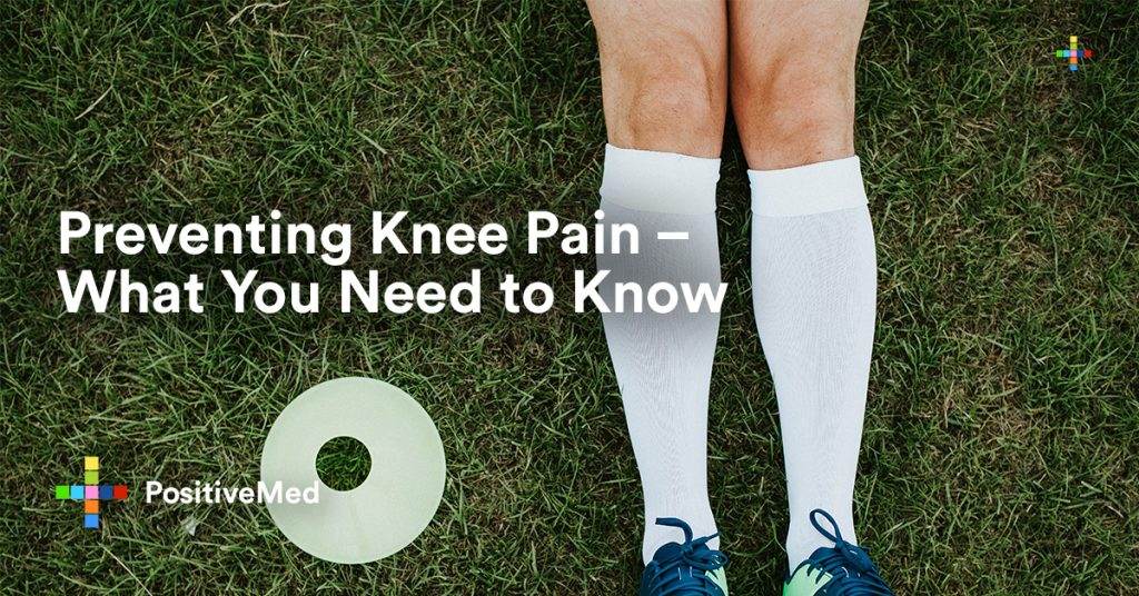 Preventing Knee Pain - What You Need to Know