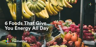 6 Foods That Give You Energy All Day